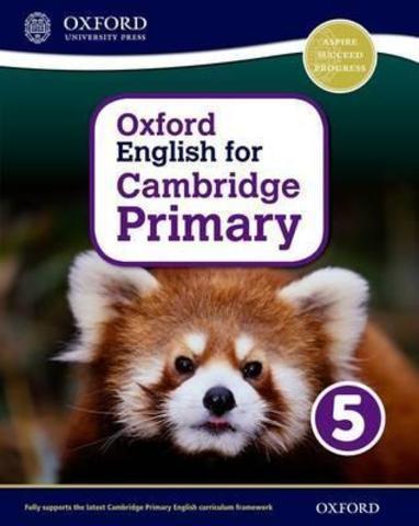 Oxford English for Cambridge Primary, Student Book 5