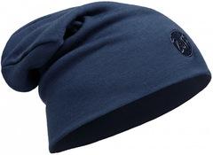 Теплая шерстяная шапка-чулок Buff Denim