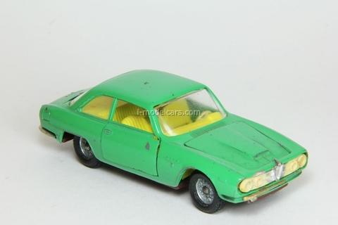 Alfa Romeo 2600 Sprint Bertone #7 USSR remake 1:43