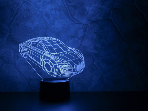 Лампа  Автомобиль
