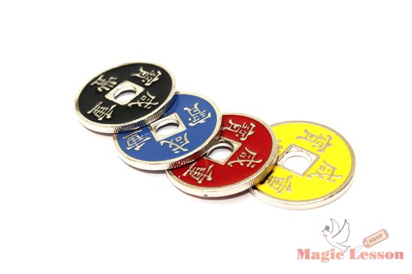 Китайские монетки для фокусов