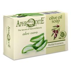 Оливковое мыло с алоэ вера, Aphrodite