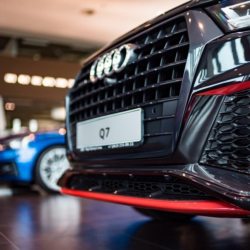 Обвес MTR Design для Audi Q7 RS-Line Edition 1