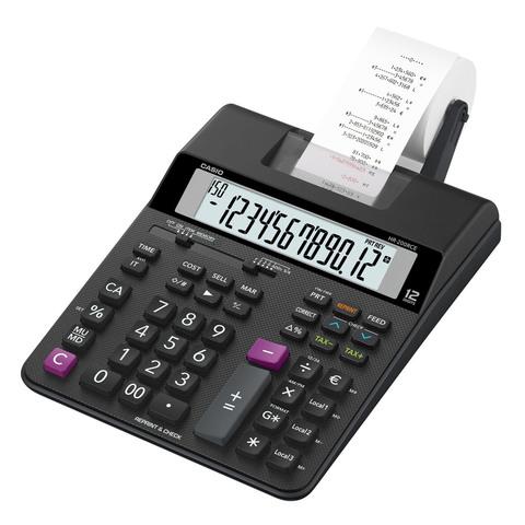 Калькулятор Casio HR-200 RCE