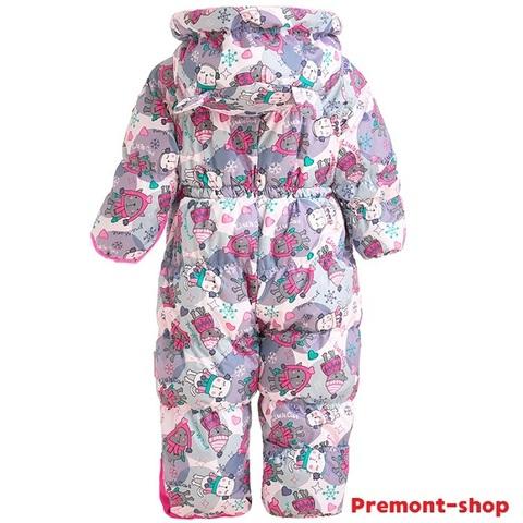 Комбинезон Premont для девочки Воздушное облачко WP91054 WHITE