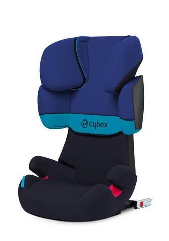 Автокресло Cybex Solution X-Fix Blue Moon