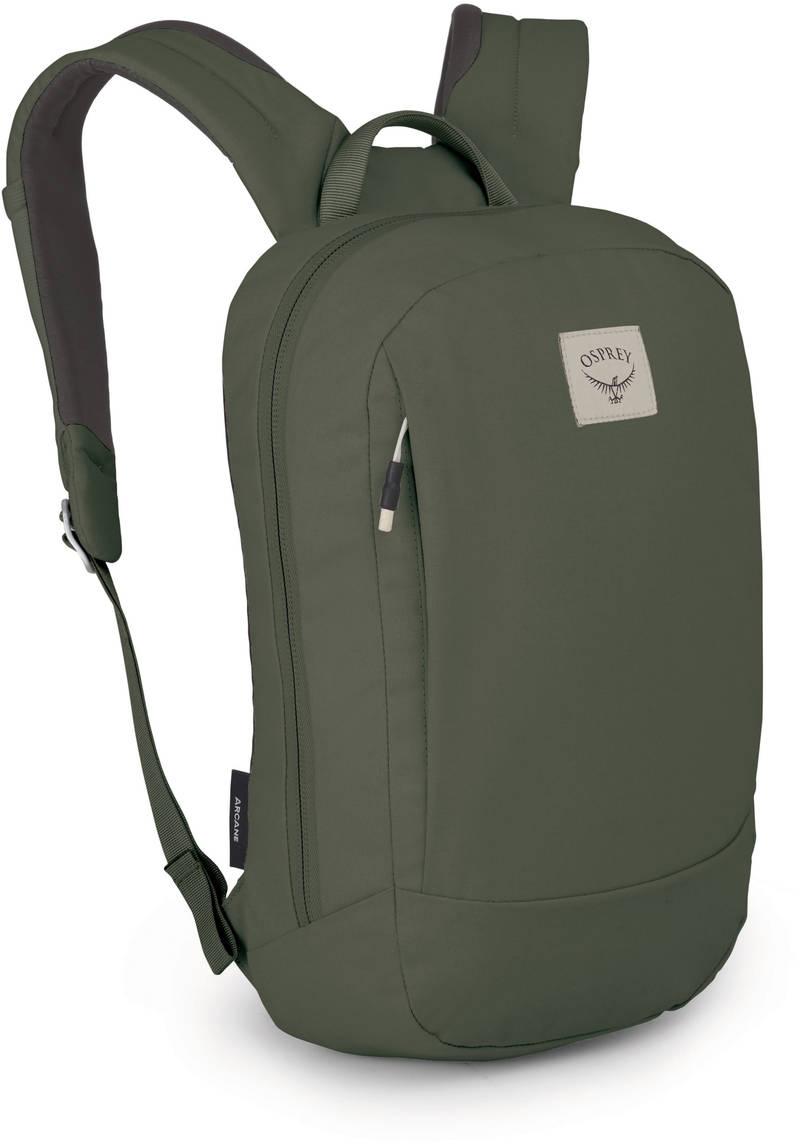Городские рюкзаки Рюкзак Osprey Arcane Small Day Haybale Green Arcane_Small_Day_S20_Side_Haybale_Green_web.jpg