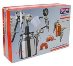 Набор окрасочного оборудования GAV Kit Germania (байонет)