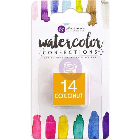 Акварельные краски штучно Prima Watercolor Confections Watercolor Pan Refill - Цвет 14