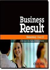 BUSINESS RESULT ELEM CL CD