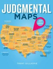 Judgmental Maps : Your City. Judged.