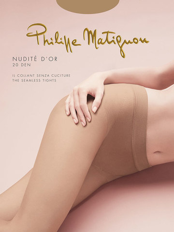 Колготки Nudite D'Or 20 Philippe Matignon