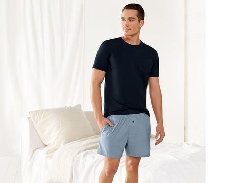 Комплект мужской футболка+шорты Livergy