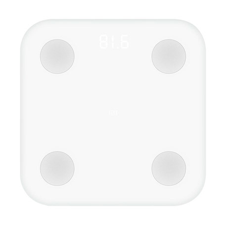 Xiaomi Mi Body Fat Smart Scale 2 White