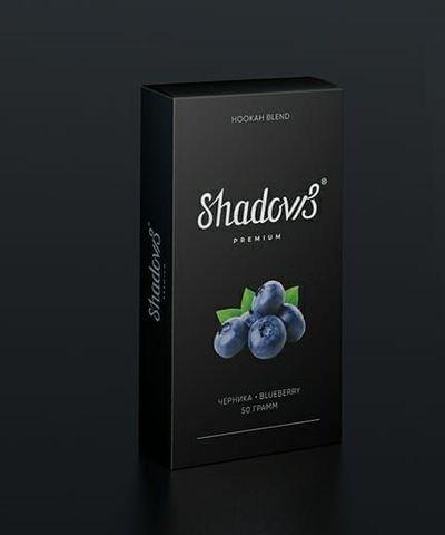 Бестабачная смесь Shadows - Черника