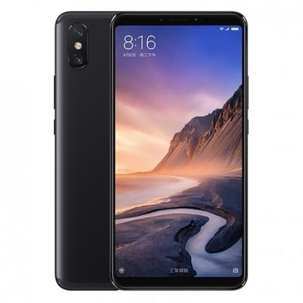Xiaomi Mi Max 3 4Gb/64Gb Black  (Global Version)
