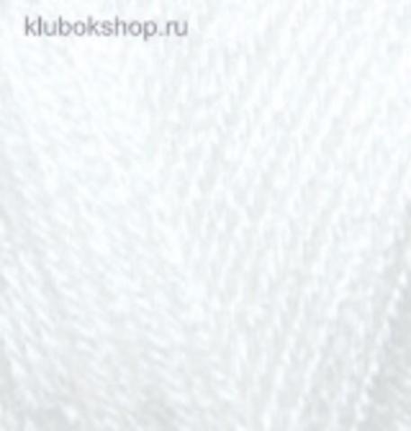 Alize Sekerim BEBE 55 Белый - фото