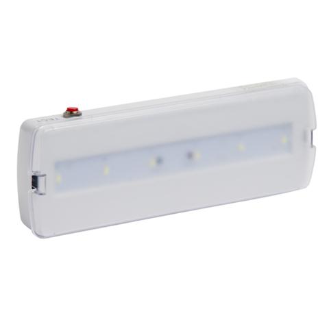 Светильники аварийного антипанического освещения PL EML 1.0 – вид на стене