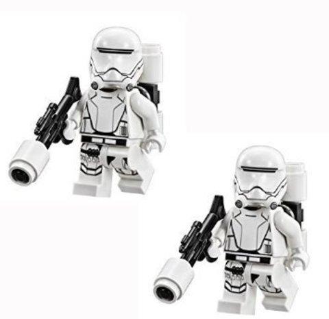 LEGO Star Wars: Транспорт Первого Ордена 75103 — First Order Transporter — Лего Стар ворз Звёздные войны Эпизод
