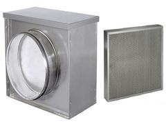 Фильтр жироулавливающий кассетный ФЖК 160
