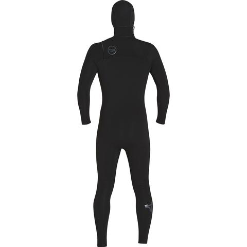 Гидрокостюм мужской XCEL 5.5/4.5 mm COMP X Hooded
