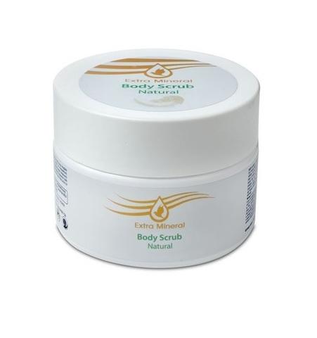 Extra Mineral Скраб для тела Натуральный без запаха