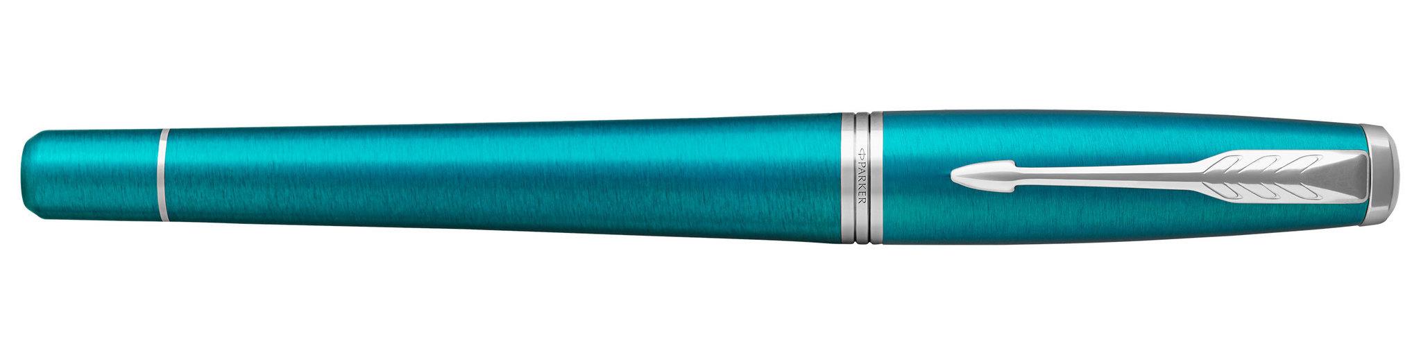 Parker Urban Core - Vibrant Blue CT, перьевая ручка, F