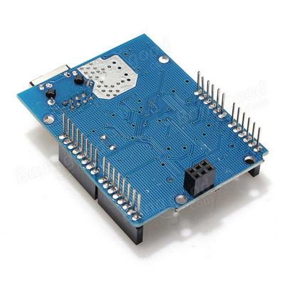 Плата расширения UNO Ethernet Shield W5100 R3