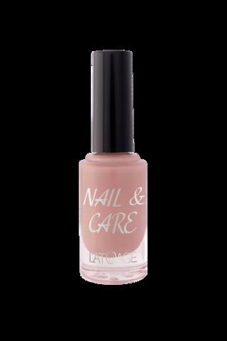 L'atuage Nail & Care Лак для ногтей тон 604 9г