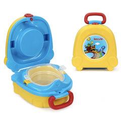 Дорожный складной детский горшок-чемоданчик The Handy Potty