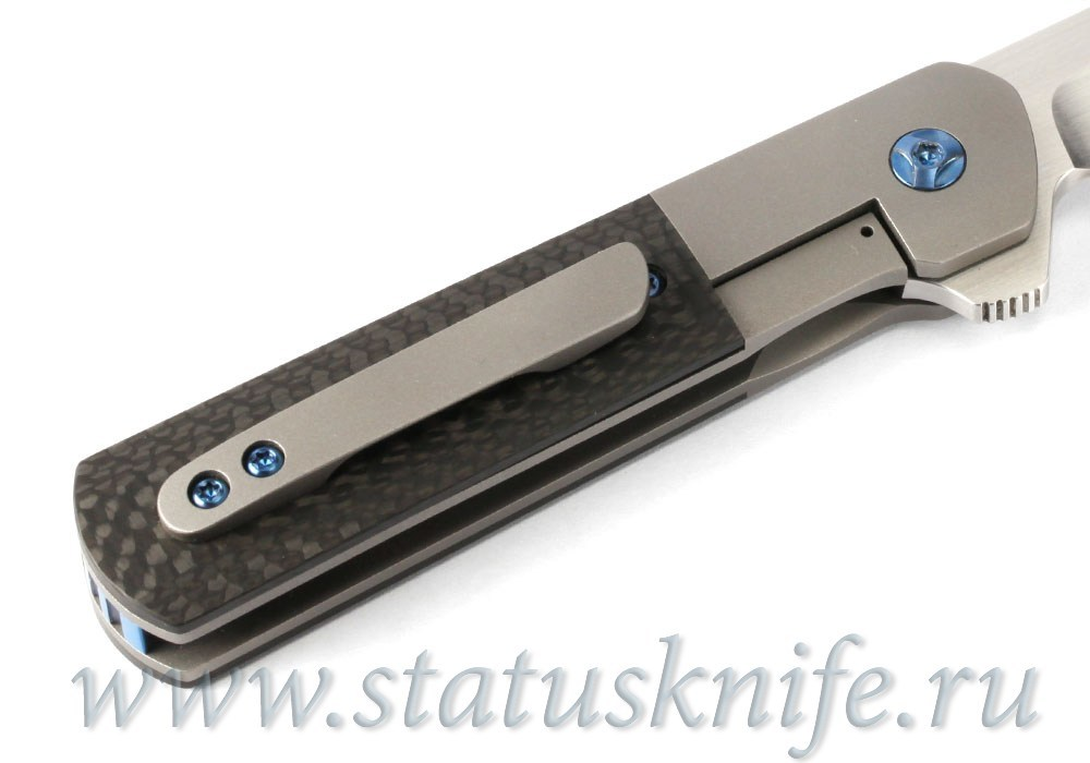 Нож Enrique Pena Barlow 2019 Flipper Custom - фотография