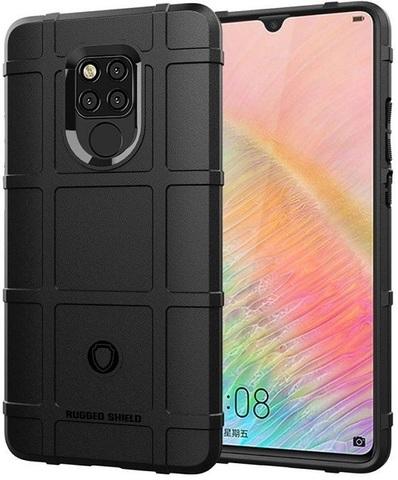 Чехол Huawei Mate 20X цвет Black (черный), серия Armor, Caseport