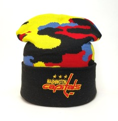 Вязаная шапка хоккей НХЛ Вашингтон Кэпиталз (Hockey NHL Washington Capitals)
