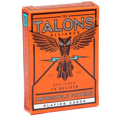 Карты Ellusionist Talons Alliance