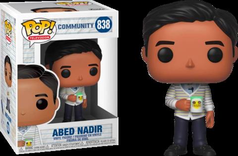 Фигурка Funko Pop! TV: Community - Abed Nadir