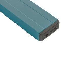 Уровень алюминиевый, 1500 мм, 2 глазка, HanD Werker Gross