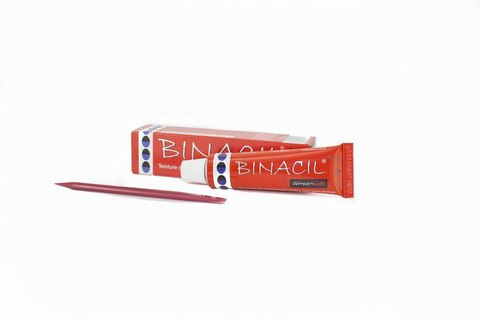 BINACIL Краска для бровей и ресниц  15мл