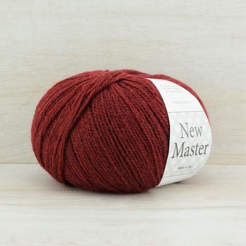 Пряжа New Master (Нью мастер) Бордовый