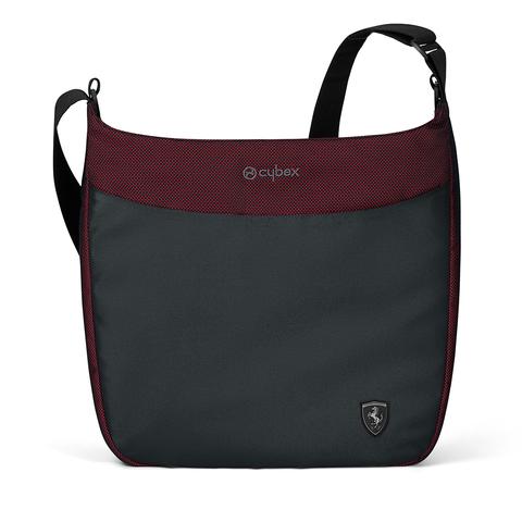 Сумка для коляски Cybex Changing Bag Ferrari Collection Victory Black