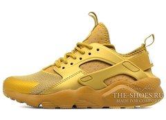 Кроссовки Женские Nike Air Huarache Run Ultra Gold