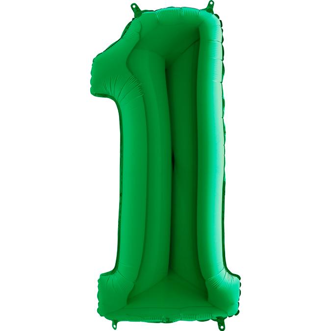 Шары цифры Шар цифра 1 зеленая 031gr-number-1-green.jpg