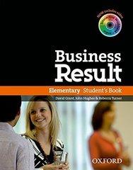 BUSINESS RESULT ELEM SB & DVD-ROM PACK
