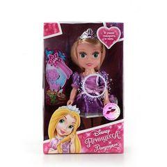 Кукла Принцесса Рапунцель с аксессуарами (звук)