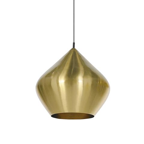 Подвесной светильник копия Beat Light Stout by Tom Dixon D35 (золотой)
