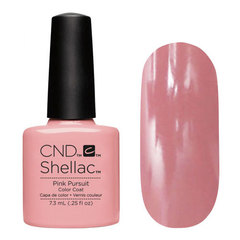 UV Гелевое покрытие CND Shellac Pink Pursuit 7,3 мл