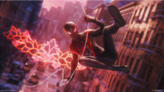 PS5 MARVEL Человек-Паук: Майлз Моралес (русская версия)