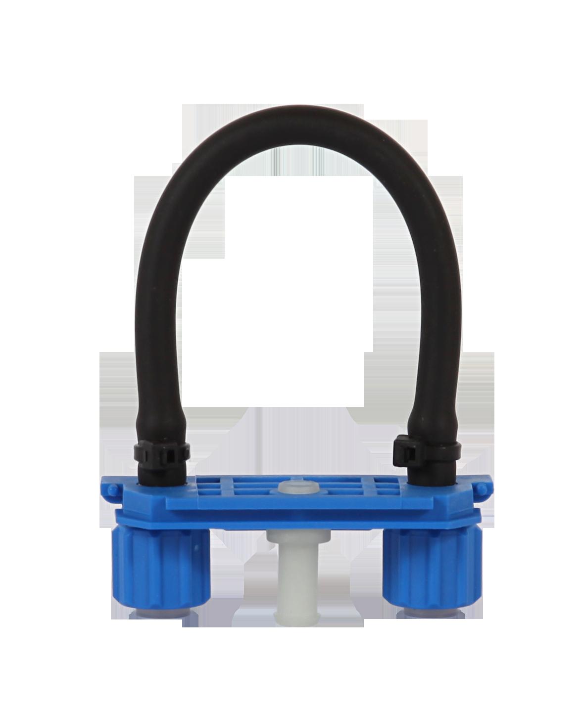 Для парогенераторов: Дозировочная трубка с держателем и коннекторами SAWO STP-PUMP-HOL для парогенераторов контактор sawo stp cont