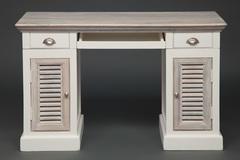 Стол письменный Secret De Maison Ривьера (RIVIERA) ( mod.2325 ) — Antique white/white wash