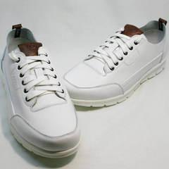 Летние мужские кроссовки туфли Faber 193909-3 White.