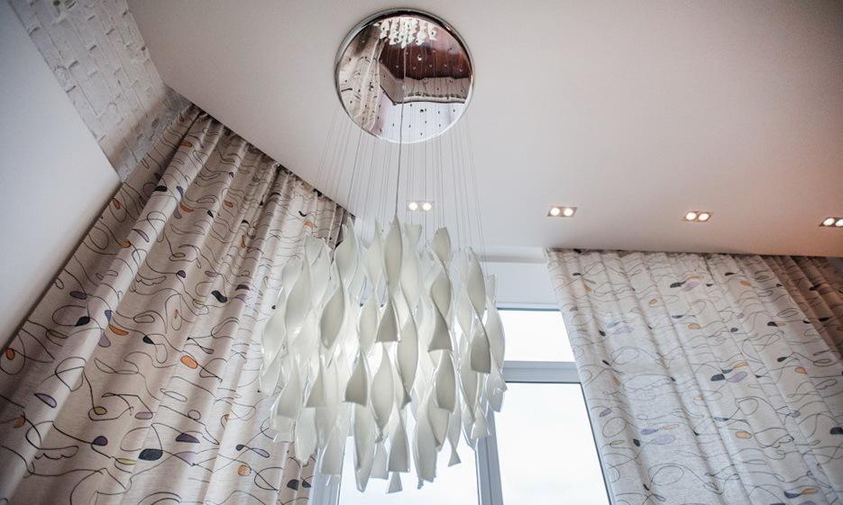 Потолочный светильник копия AURA by AXO LIGHT/2 D 60 cm (прозрачный)